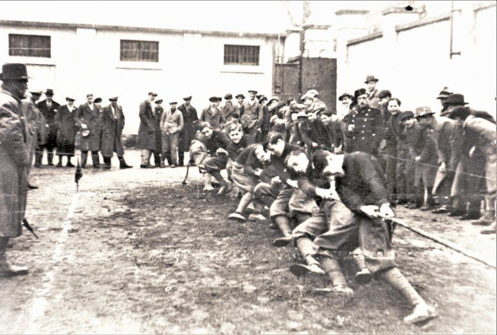 Torre di mosto ve 1933 gara di tiro alla fune 01