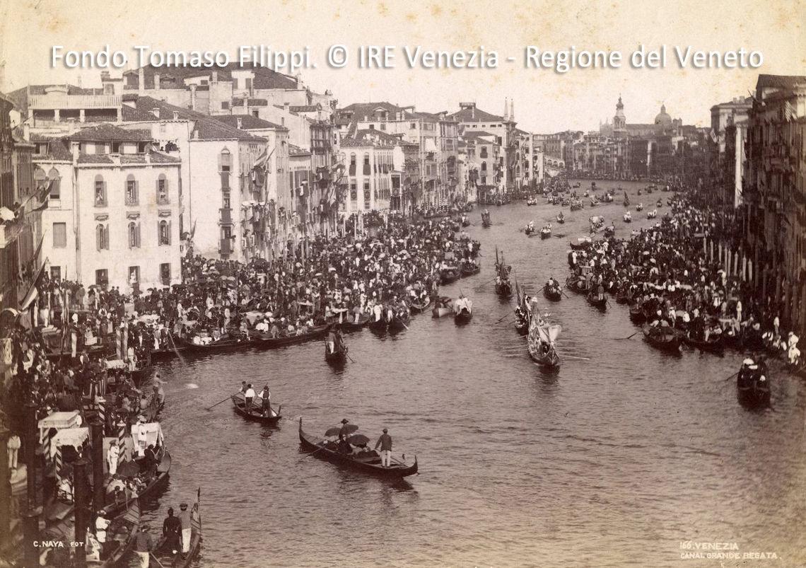 regata storica di venezia nella seconda meta del xix secolo 1