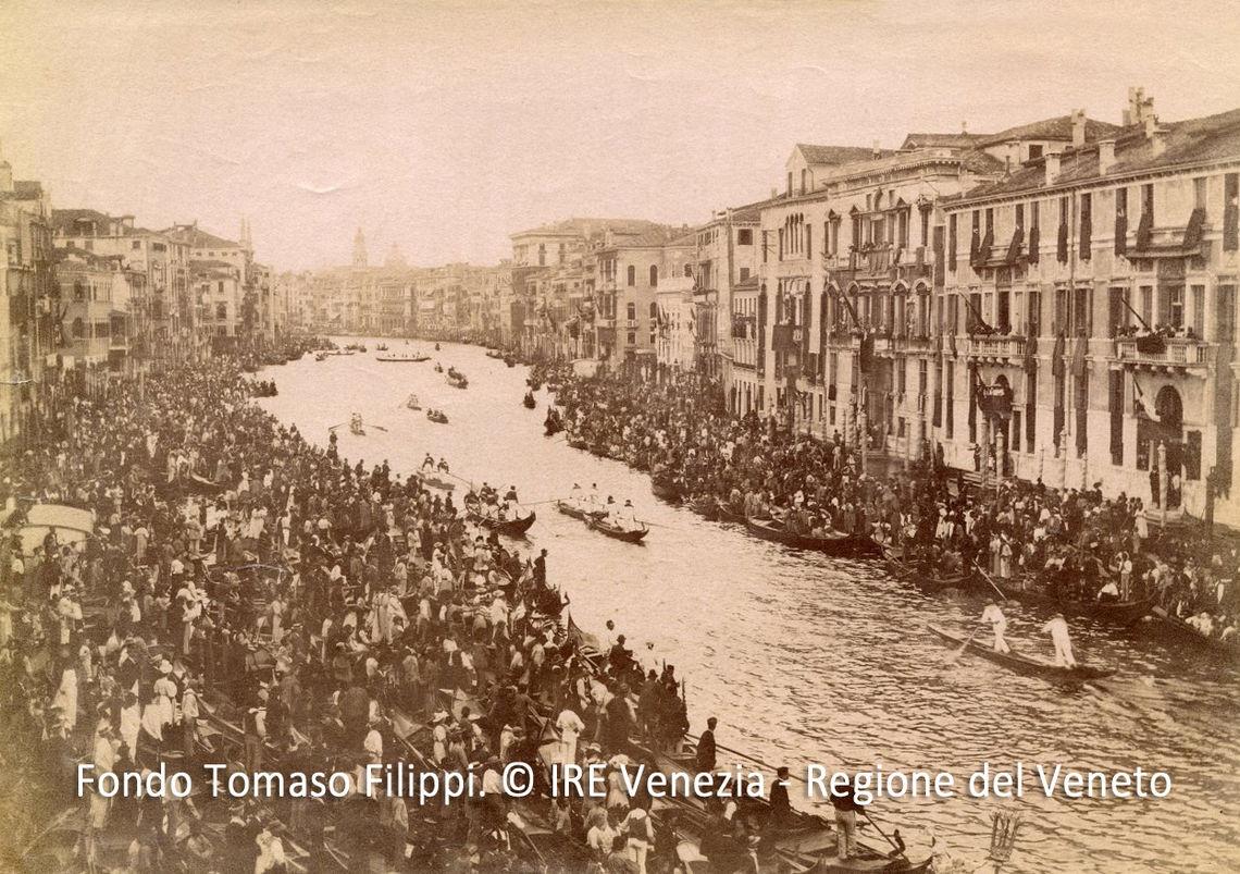 regata storica di venezia nella seconda meta del xix secolo 6