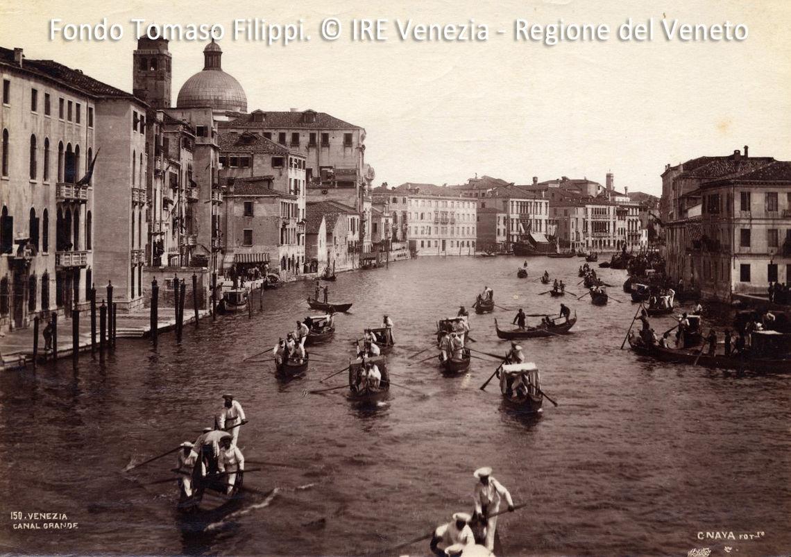 regata storica di venezia nella seconda meta del xix secolo 5