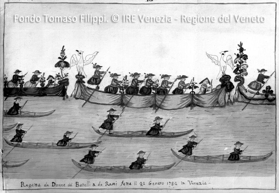 regatta de donne 1782