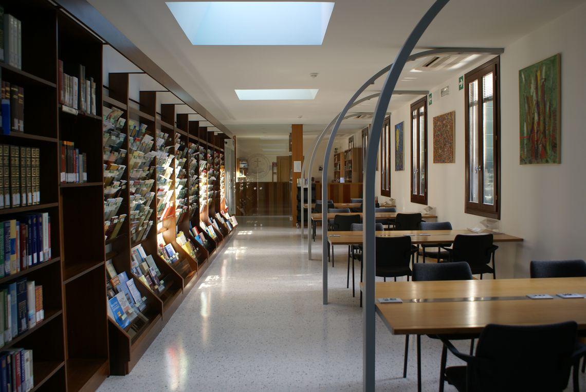Rilevazione Istat biblioteche pubbliche e private con sede in Veneto