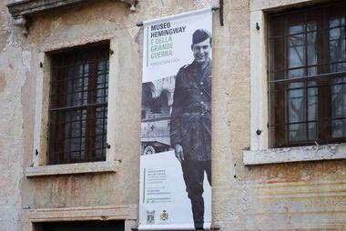 MUSEO HEMINGWAY E DELLA GRANDE GUERRA - VILLA CA' ERIZZO LUCA