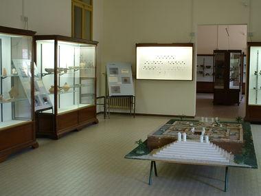 MUSEO CIVICO ARCHEOLOGICO DI CASTELNOVO BARIANO