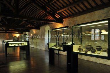 CASTELLO DI SAN MARTINO - MUSEO ARCHEOLOGICO DEL FIUME BACCHIGLIONE