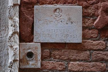 CASA DI CARLO GOLDONI E BIBLIOTECA DI STUDI TEATRALI