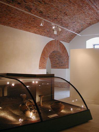 """CENTRO AMBIENTALE ARCHEOLOGICO - MUSEO CIVICO """"PIANURA DI LEGNAGO"""""""