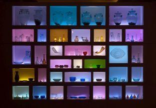 museo archeologico nazionale di adria vetrina vetri size