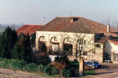 Barchessa Del Pizon, Girotto