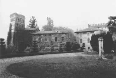 """Adiacenze di villa Lucheschi, dette """"Il Castelletto"""""""