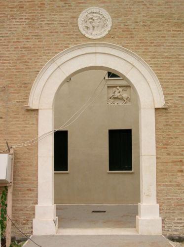 Annesso di villa Morosini-Gattemburg, Volpi di Misurata