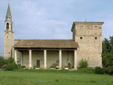 Giardino dei Rustici Trissino, Da Porto, Manni, Facchini, Rossi