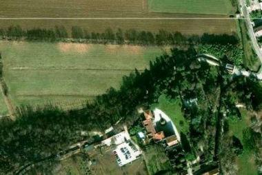 """giardino di Villa Bissari, Sforza, Colleoni, De Buzzaccarini, detta """"Il Castello"""""""