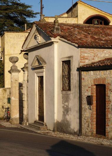 Giardino di Villa Branzo Loschi, Folco Zambelli, Rossato, Pedrina, Drago, Drago Laverda