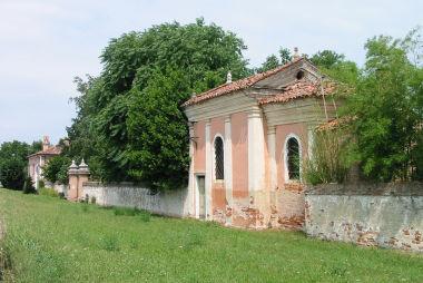 Adiacenze di villa Del Ferro, Scarpazza