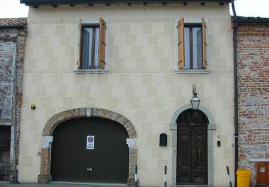 annessi di Villa Mussato, Farini, Morosinotto