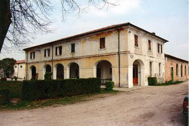 Barchessa di Villa Callegari