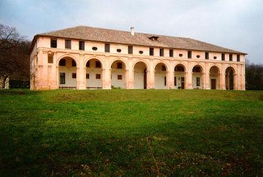 Barchessa di villa Bressa, Marcello, Loredan