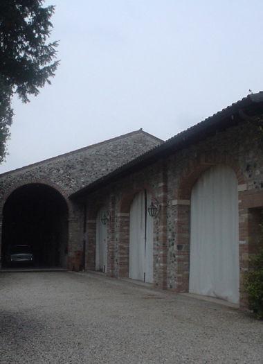 Villa Angaran delle Stelle, Grimani, Trevisan, Seganfredo, Cattaneo