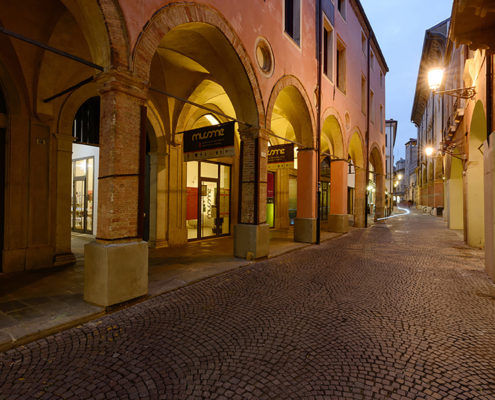 Museo di storia della medicina di Padova. La medicina di ieri e di oggi.