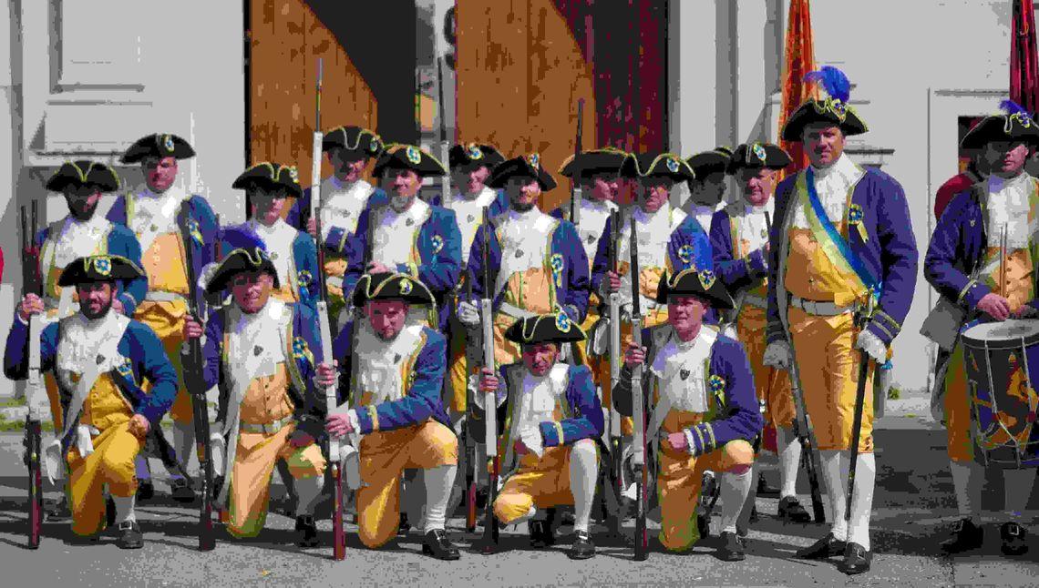 Rievocazione delle Pasque Veronesi - Guardia Nobile Veronese -  Comitato per la celebrazione delle Pasque Veronesi