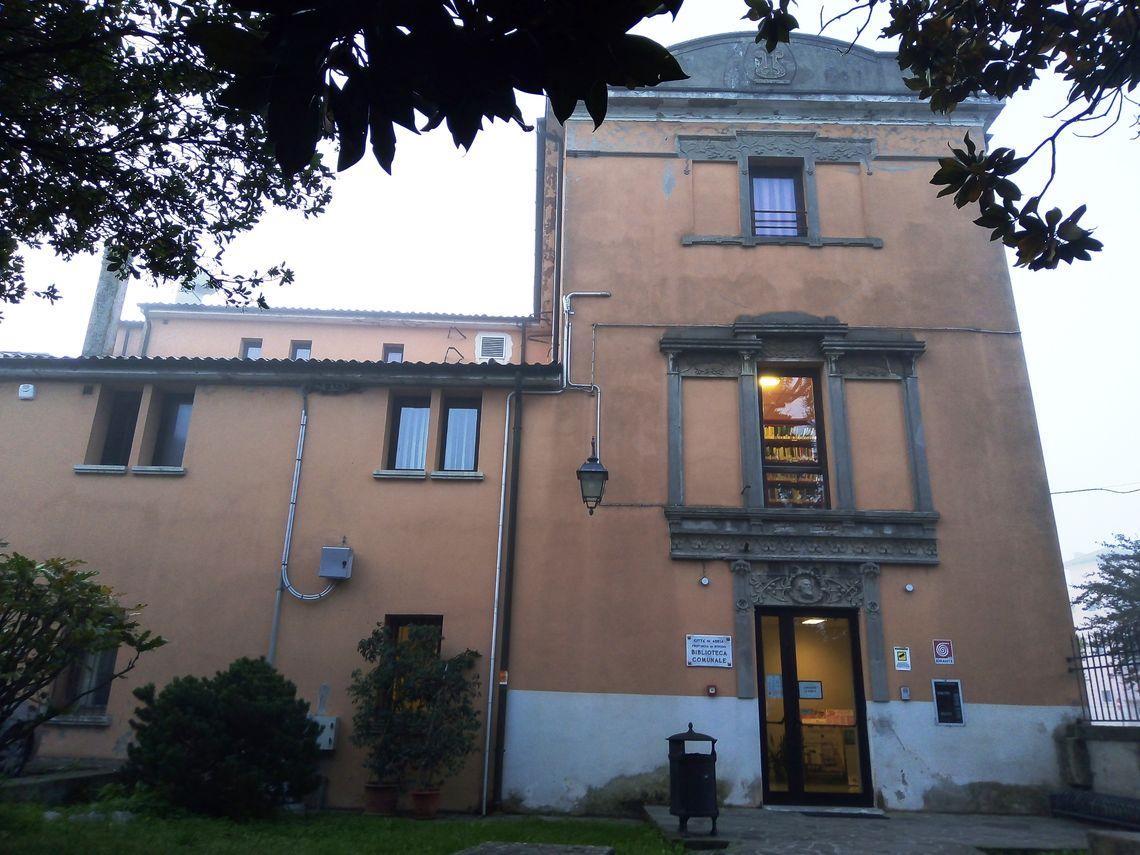 BiblioTour – Adria RO, Ex Istituto musicale
