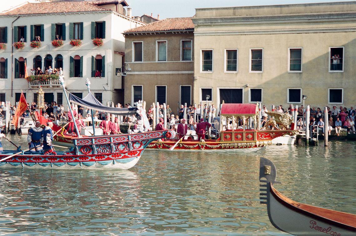 regata storica del 1999