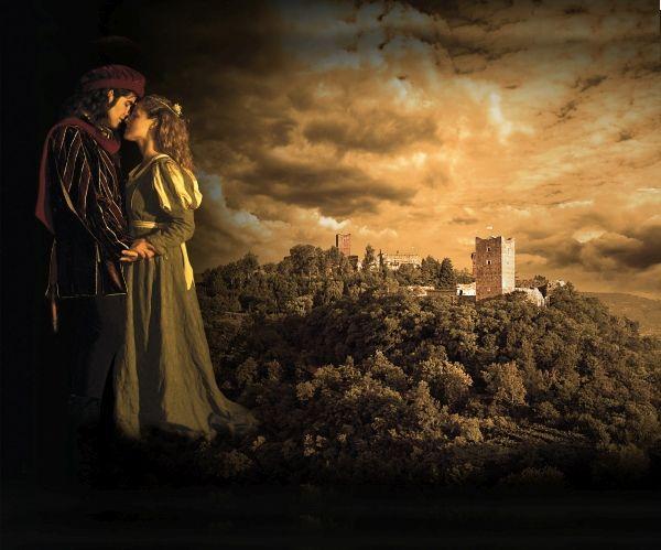 Montecchio medievale – La Faida - Montecchio Maggiore VI