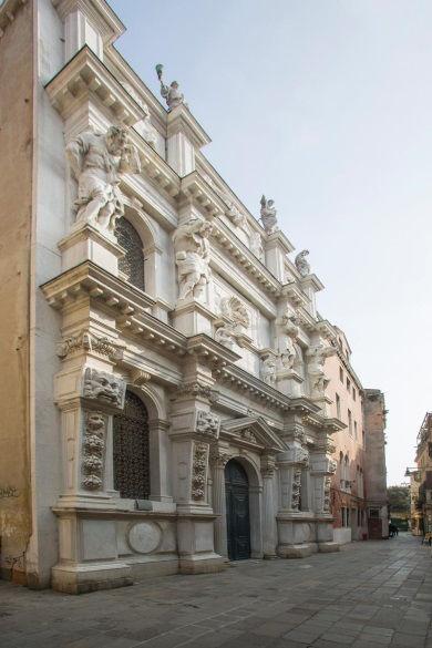 Chiesa dell'Ospedaletto a Venezia