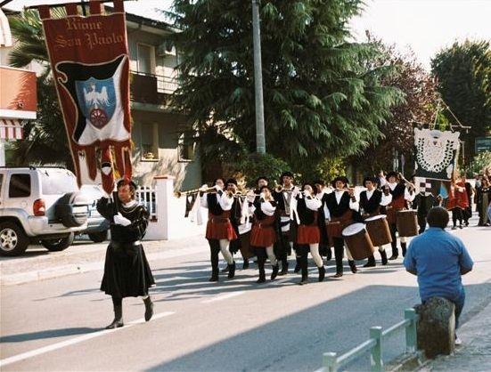Palio di Canaro - tamburini -  Associazione Pro Loco Canaro