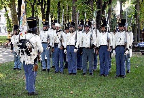 Rievocazioni storiche di Peschiera del Garda - soldati -  Comune di Peschiera del Garda