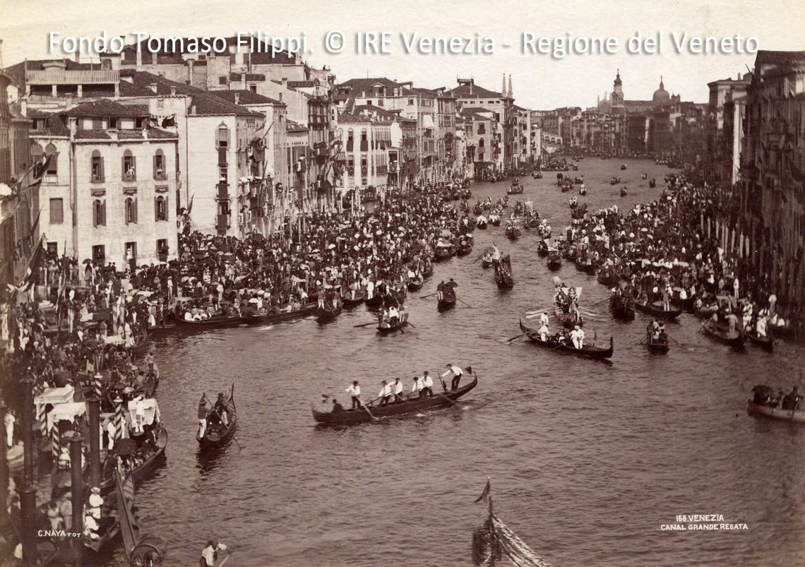 regata storica di venezia nella seconda meta del xix secolo 2