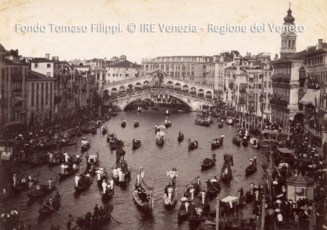regata storica di venezia nella seconda meta del xix secolo 3