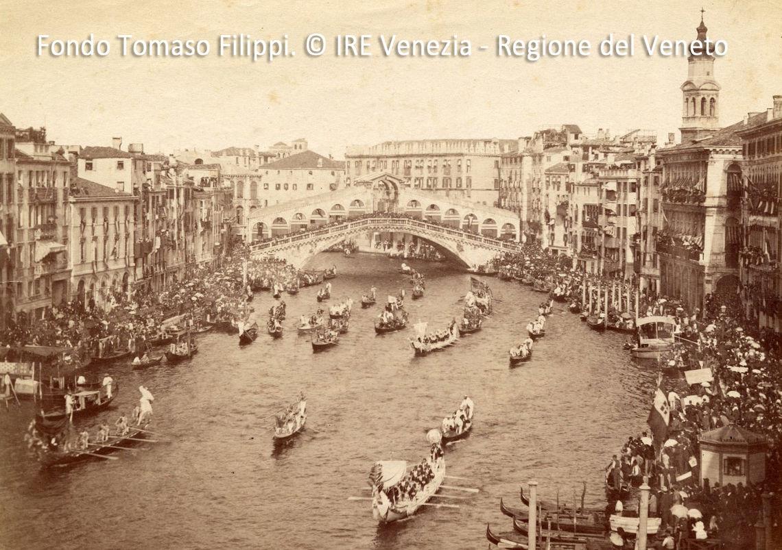 regata storica di venezia nella seconda meta del xix secolo 4