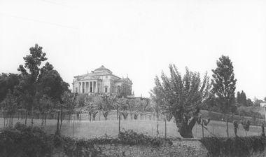 """Giardino di Villa Almerico, Capra, Conti Barbaran, Albertini, Zannini, Valmarana, detta """"La Rotonda"""""""