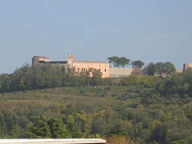 Giardino del Castello Maltraverso, Viviani, Pagani, Della Negra, Mocenigo, Carlotti, Fiori, Dal Maso