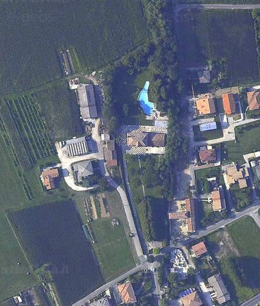 Giardino di Villa Brocchi, Marangoni-Busnardo, Ricotti Bertagnoni, Zonta