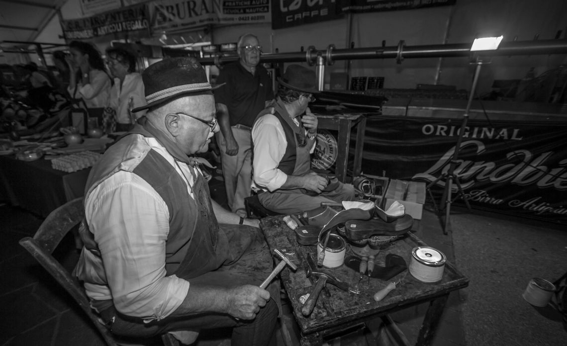 Palio del vecchio mercato - antichi mestieri -  Comitato Ente Palio Città di Montebelluna