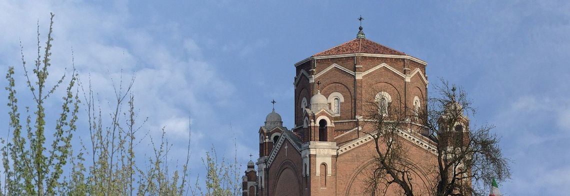 Sacrari della Grande Guerra - Tempio della Pace a Padova