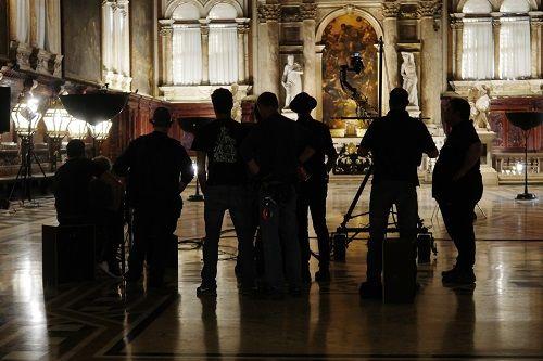Tintoretto: il primo regista della storia