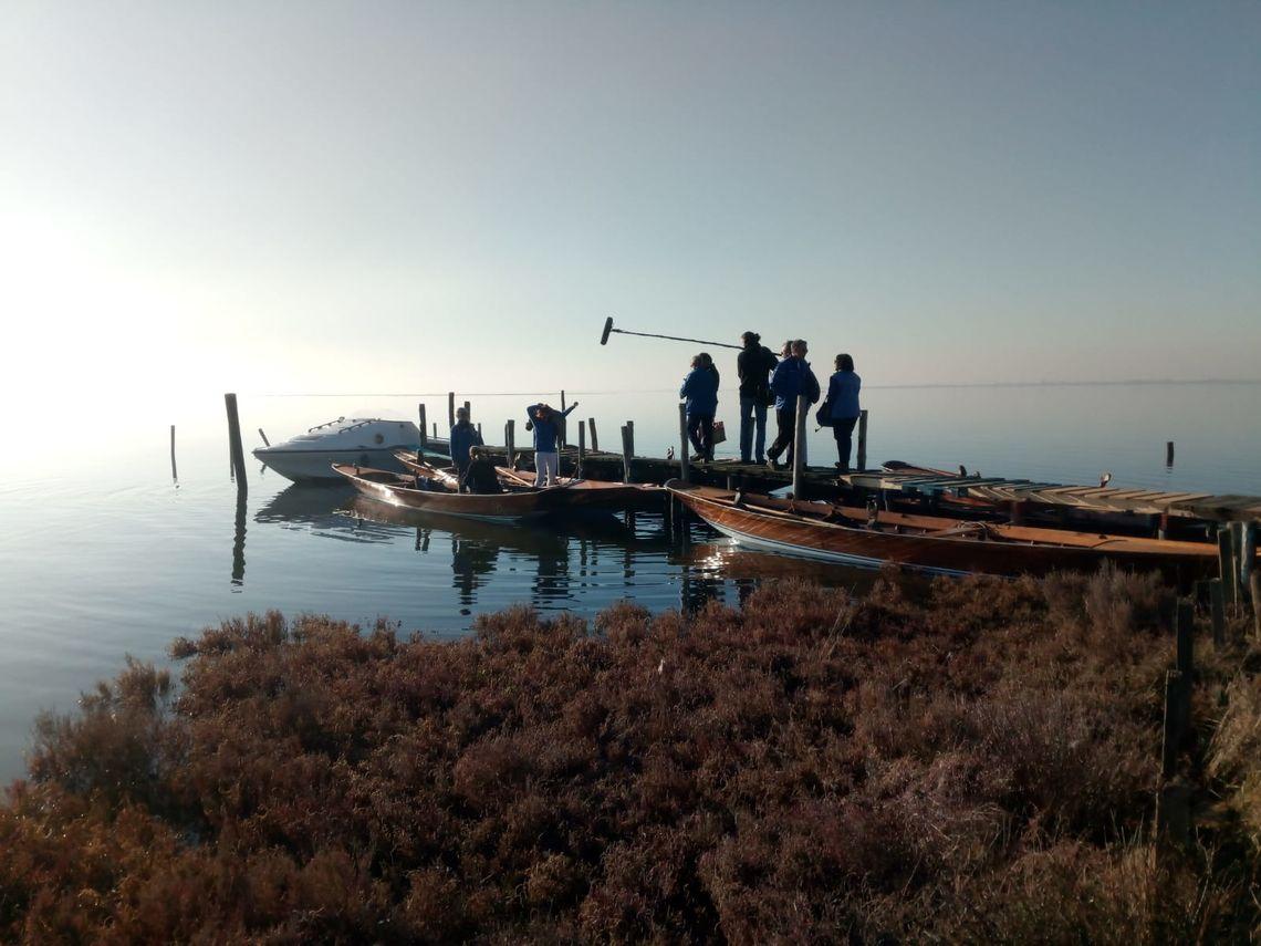 Venezia liquida, riprese in laguna -  Ginko Film S.r.l.