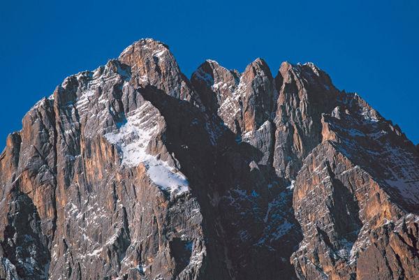 Dolomiti Settentrionali/Nördliche Dolomiten, il Monte Antelao visto da sud - Crediti: Stefano Dal Molin