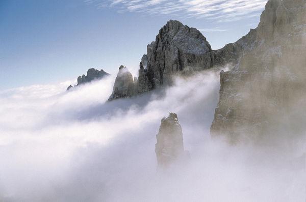 Dolomiti Friulane/Dolomitis Furlanis e d'Oltre Piave, il Torrione visto da nord -  Stefano Dal Molin