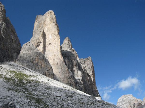 Dolomiti Settentrionali/Nördliche Dolomiten, Piccola di Lavaredo visto da sud -  Stefano Dal Molin