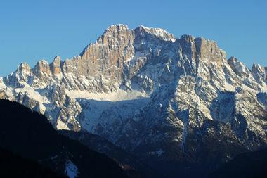 Sistema 3 - Pale di San Martino, San Lucano, Dolomiti Bellunesi, Vette Feltrine