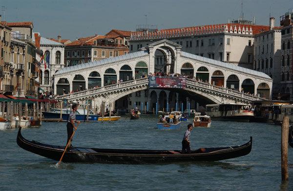 Ponte di Rialto - Crediti: Ufficio Unesco del Comune di Venezia
