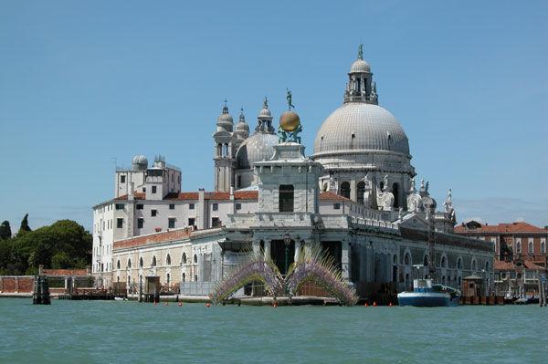Punta della Dogana - Crediti: Ufficio Unesco del Comune di Venezia
