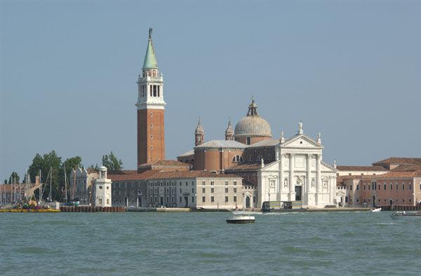 Isola di San Giorgio Maggiore - Crediti: Unesco del Comune di Venezia