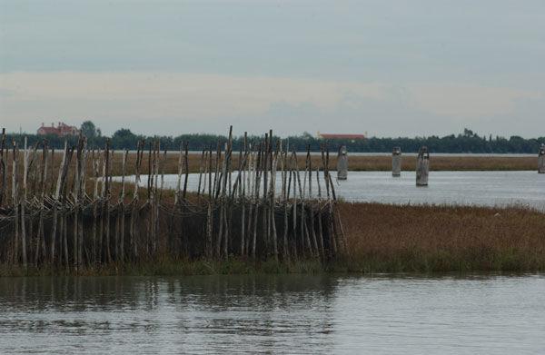 Paesaggio lagunare - Crediti: Ufficio Unesco del Comune di Venezia