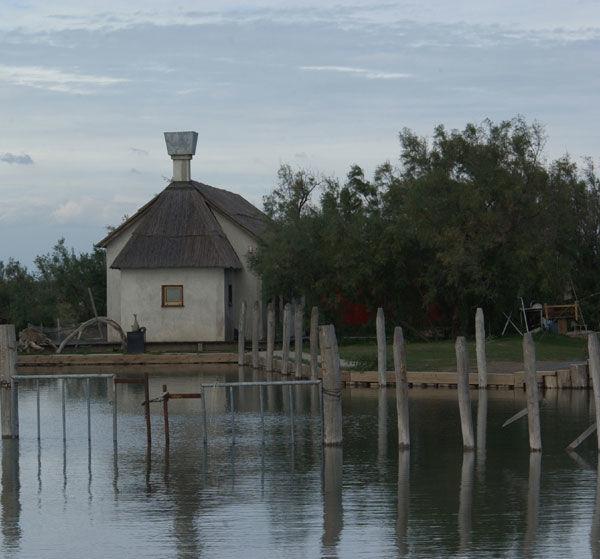 Casolare in laguna - Crediti: Ufficio Unesco del Comune di Venezia